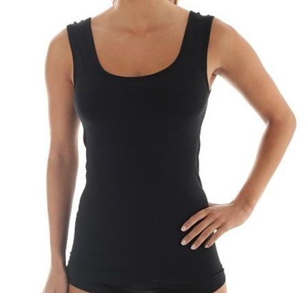 Koszulka damska Brubeck Comfort Wool TA10170