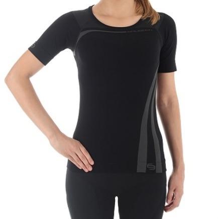 Koszulka damska Brubeck Fitness SS10780
