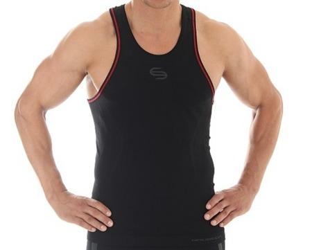 Koszulka męska Brubeck Fitness TA10070