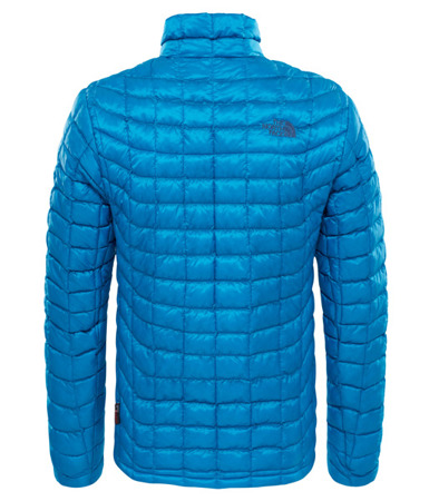 Kurtka męska TNF Thermoball FZ Kolor: Brilliant Blue, Rozmiar: S