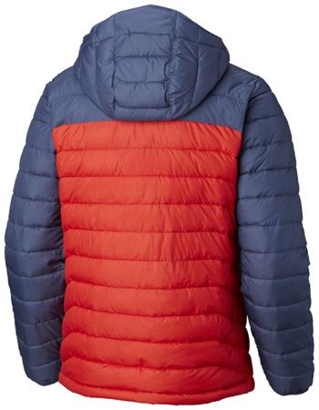 Kurtka zimowa męska Columbia Powder Lite Hooded Jacket