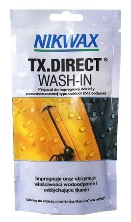 Płyn do impregnacji Nikwax Tx.Direct Wash-In 100 ml