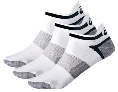 Skarpety Asics 3PPK Lyte Sock 123458 Kolor: Real White, Rozmiar: 43-46