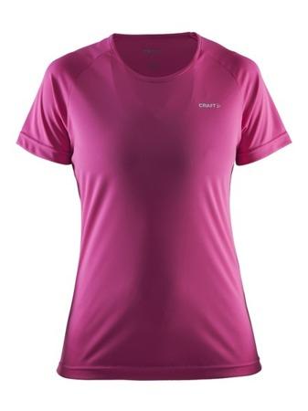 T-shirt damski Craft Prime TEE 1903176 Kolor: Smoothie, Rozmiar: L
